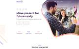 Reszponzív MyGncy - Agency Responsive Nyítóoldal sablon