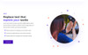 MyGncy - Agency Responsive Landing Page Template Big Screenshot