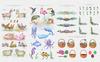 Cute Animals -  Watercolor Collection Bundle Big Screenshot