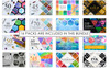 1100 Artistic Backgrounds and Textures - Bundle Big Screenshot
