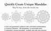 Sacred Geometry Mandala Creator Bundle Big Screenshot