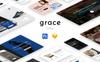 Grace UI Kit UI Elements Big Screenshot