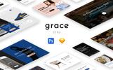 Grace UI Kit UI Elements