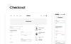 """Sketch-Vorlage namens """"Shila Ecommerce"""" Großer Screenshot"""