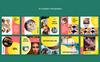 Modern Social Media Kit (Vol. 20) Social Media Nagy méretű képernyőkép