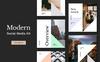 """""""Modern Social Media Kit (Vol. 22)"""" Social Media Groot  Screenshot"""