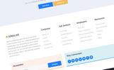 Responsywny szablon strony www JobsLab - Job Board #80213