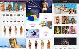 Coxes - Underwear Shopify Theme
