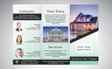 Real Estate Brochure  - Simplicity Corporate Identity Template