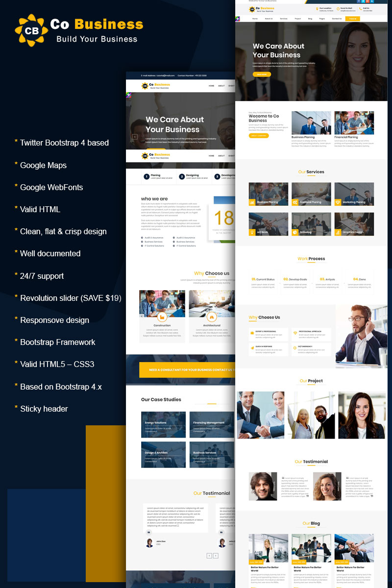 Co business corporate business html5 bootstrap 4 website co business corporate business html5 bootstrap 4 website template 68917 accmission Choice Image