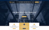 Minister-Political & Multipurpose Responsive Landing Page Template Big Screenshot