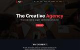 Agent Agency & Multipurpose Templates de Landing Page  №74775