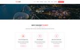 Responsive Tourist - Trous, Travels & Hotel Booking Web Sitesi Şablonu
