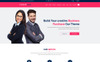 Consultzone - Consultancy & Business Templates de Landing Page  №79448 Screenshot Grade