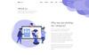 Reszponzív Payloan - Bank Loan & Multipurpose WordPress sablon Nagy méretű képernyőkép