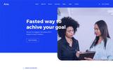 Ane-Business & Consulting Tema WordPress №82121