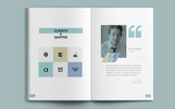 Minimal Brand Manual - InDesign Corporate Identity Template