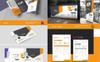 Creative Branding Identity Stationery Pack Bundle Big Screenshot