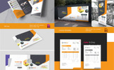 Creative Branding Identity Stationery Pack Bundle