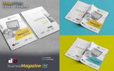 Multipurpose Magazine - InDesign Márkastílus sablon