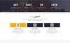BITCOIN - Cryptocurrency & Bitcoin PSD Template Big Screenshot