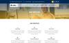 Reszponzív Reflex - Corporate Business and Agency PSD sablon Nagy méretű képernyőkép