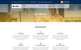 Reszponzív Reflex - Corporate Business and Agency PSD sablon