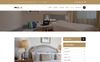 Reszponzív KNA - Hotel, Resort and Holiday PSD sablon Nagy méretű képernyőkép