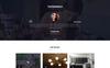 PERSONAL  Portfolio Creative PSD Template Big Screenshot