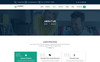 DAMMPY - Finance, Loan and Consulting PSD Template Big Screenshot
