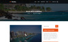 TRAVEL - Tours and Travel PSD Template Big Screenshot
