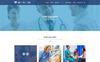 "Tema PSD Responsive #69606 ""HEALTH CARE - Medical Center and Health PSD Template"" Screenshot grande"