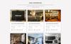 Reszponzív Real-Properties - Real Estate PSD sablon Nagy méretű képernyőkép