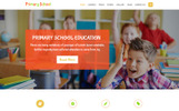"PSD Vorlage namens ""Primary School - Education Primary School for Children"""