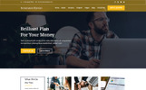 Investment Expert - Investment and Finance PSD Template