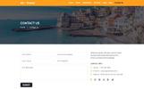 Responsywny szablon PSD AS-TRAVEL - Tours and Travel #71672