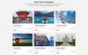 Responsywny szablon PSD AS-TRAVEL - Tours and Travel #71672 Duży zrzut ekranu