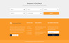 Financial Plan - Corporate & Financial PSD Template Big Screenshot