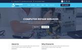 """Computer Care | Mobile and Computer Repair"" modèle PSD adaptatif"