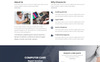 """Computer Care | Mobile and Computer Repair"" modèle PSD adaptatif Grande capture d'écran"