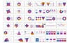 Annual Report  2 in 1 PowerPoint Template Big Screenshot