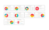 Puzzle Infographics PowerPoint Template
