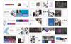 """Luxusní PowerPoint šablona """"Monster"""" Velký screenshot"""
