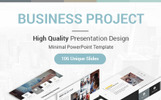 Business Project PowerPoint Template