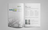 Kritboy Brochure Corporate Identity Template