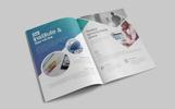 Hexa Brochure Corporate Identity Template