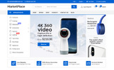 Market Place WooCommerce Theme