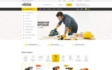 "WooCommerce Theme namens ""Tools"""