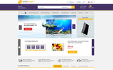 "Template WooCommerce Responsive #76531 ""Supermarket - The Best Store"""