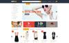Responsywny motyw WooCommerce VinShop - The Best Store #77910 Duży zrzut ekranu